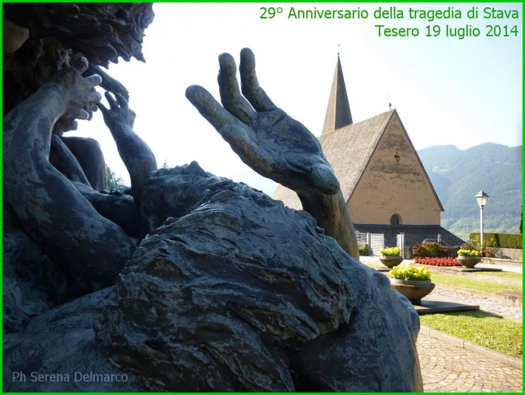 19 luglio tesero stava ph serena delmarco valle di fiemme 1024x770 19 luglio, 32°anniversario della catastrofe di Stava