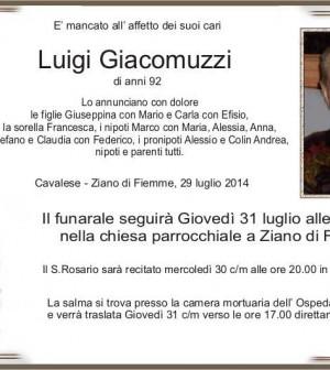 Giacomuzzi Luigi