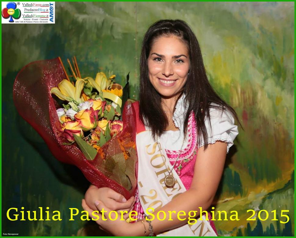 giulia pastore soreghina 20151 Giulia Pastore è la nuova Soreghina per la Marcialonga 2015