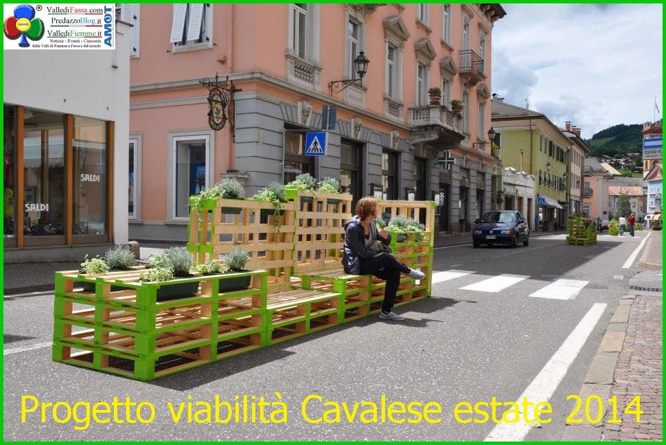 progetto viabilita cavalese 2014 Progetto viabilità Cavalese estate 2014   Sondaggio