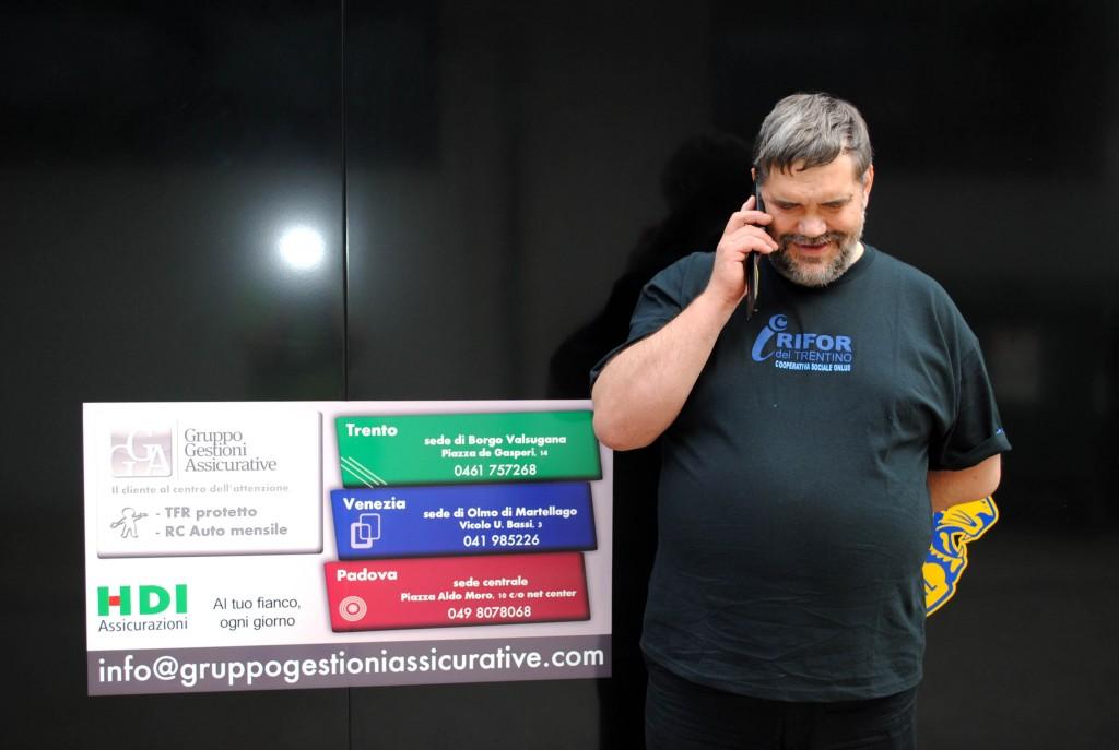 Ferdinando Ceccato presidente IRIFOR 1024x687 Cavalese, appuntamento al buio per gli azzurri del volley