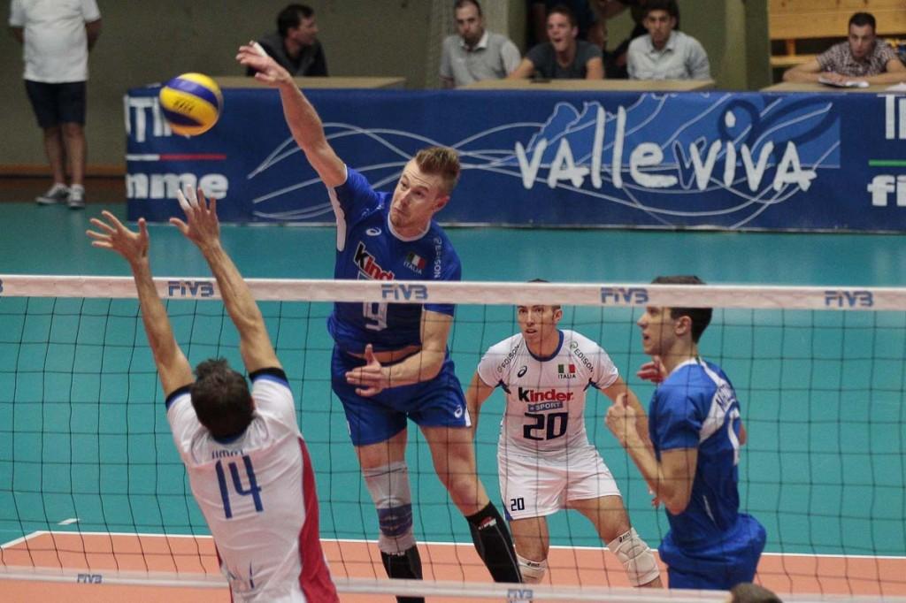 Pg www.visitfiemme.it foto Federico Modica 1302 1024x682 Cavalese, appuntamento al buio per gli azzurri del volley