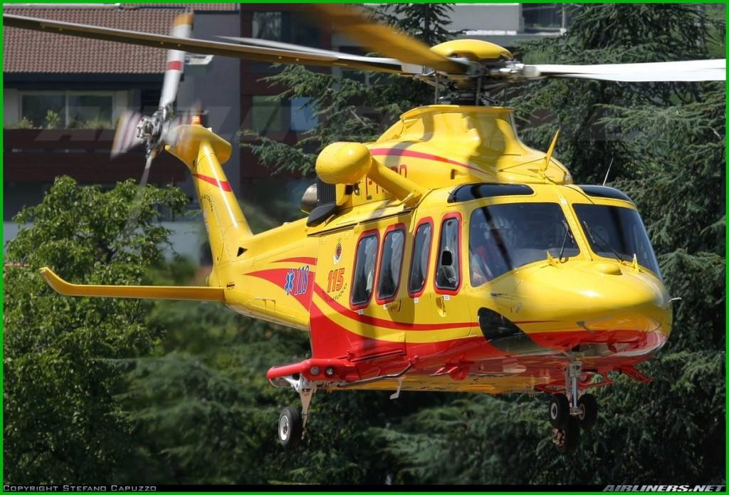 elisoccorso cavalese 1024x695 Incidente sul lavoro a Cavalese, operaio cade da cinque metri