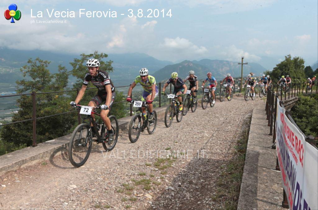 foto la vecia ferovia 2014 valle di fiemme11 Rabensteiner e Gaddoni frecce rosse della Vecia Ferovia   Foto, video e classifiche