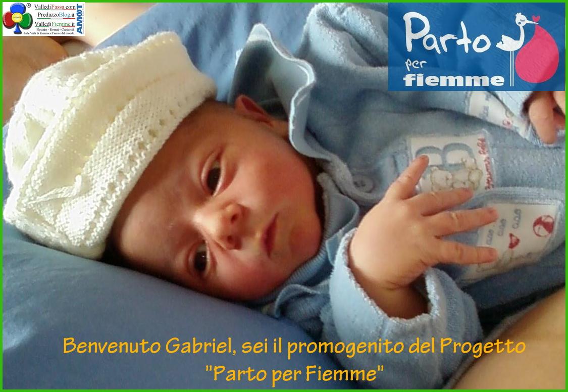 gabriel primo nato parto per fiemme Dopo i primi 9 mesi a che punto (Nascita) siamo ? : )