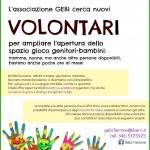 """gebi fiemme cerca volontari 150x150 """"Violenza sulle donne. No. Basta"""" Il 23 novembre a Cavalese"""