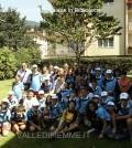 nazionale pallavolo a cavalese con i ragazzi english sport camp biblioteca2