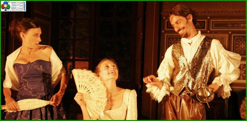 attore arici alessandro 1024x501 Corso di Teatro con Alessandro Arici a Castello di Fiemme