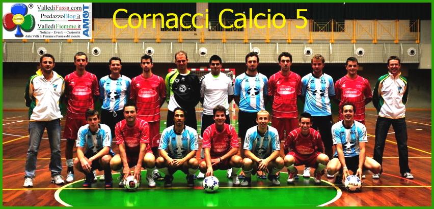 cornacci calcio 5 Inizio col Botto per la Cornacci calcio 5