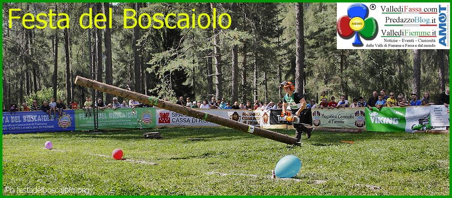 festa del boscaiolo fiemme 52° Festa del Boscaiolo con Foot Pole Climb