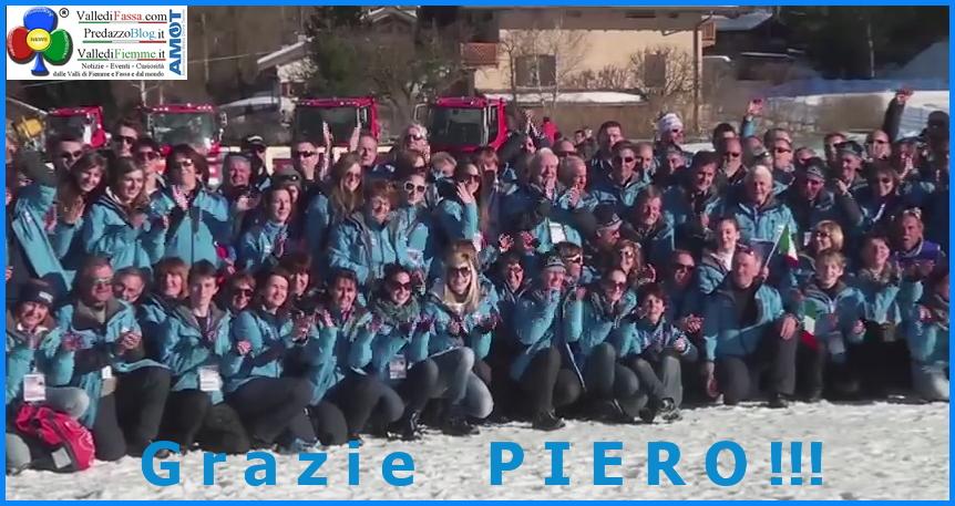 grazie piero volontari fiemme 2013 Piero De Godenz si dimette dal Nordic Ski Fiemme e scrive ai volontari
