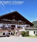 Gasthof Nigglhof ristorante redagno alto adige17