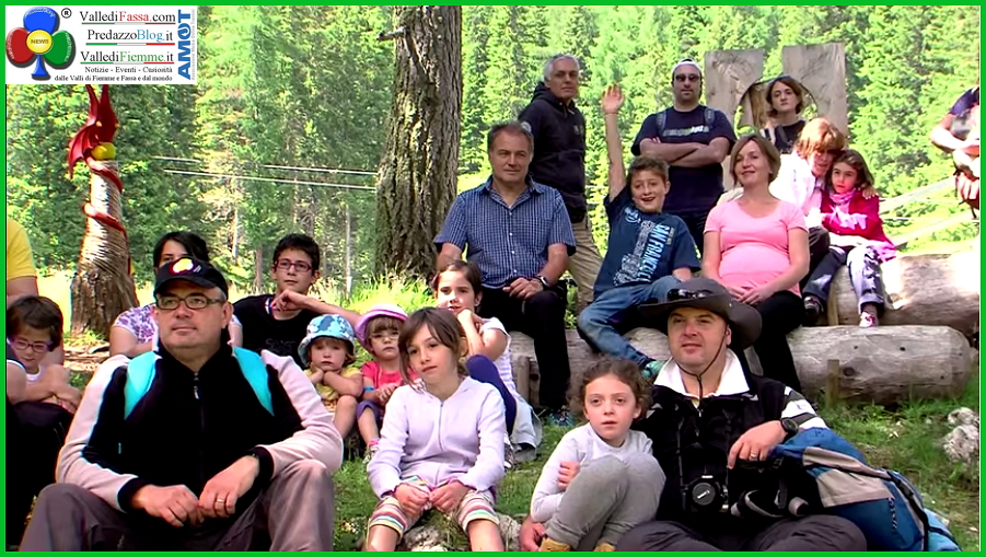 crediamo nelle favole premio a fiemme 2 La Valle di Fiemme vince il Concorso Dolomiti Supersummer per il miglior video