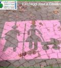 parcheggi rosa cavalese