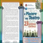 """rassegna teatro tesero 2014 150x150 Il racconto dellemigrazione teserana """"Donca, del 1923 nè caminà da Tiezer 23..."""""""