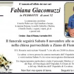 Giacomuzzi Fabiana 150x150 Cavalese, necrologio Valentino Gilmozzi