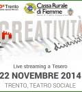 texd trento live streaming