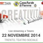 texd trento live streaming1 150x150 Tesero, Il Magico Mondo delle Farfalle con Enzo Moretto