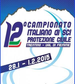 12 campionato sci protezione civile fiemme