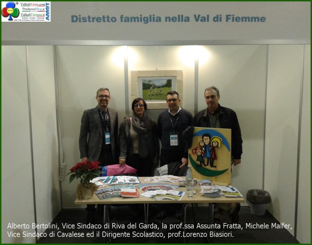 distretto famiglia fiemme 1024x804 La Valle di Fiemme al Festival della Famiglia del Trentino