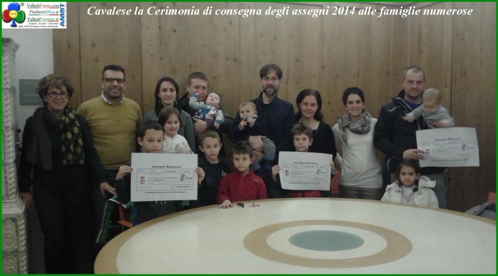 famiglie numerose cavalese assegno 2014 1024x567 Cavalese, 500 € ai nuovi nati in famiglie numerose