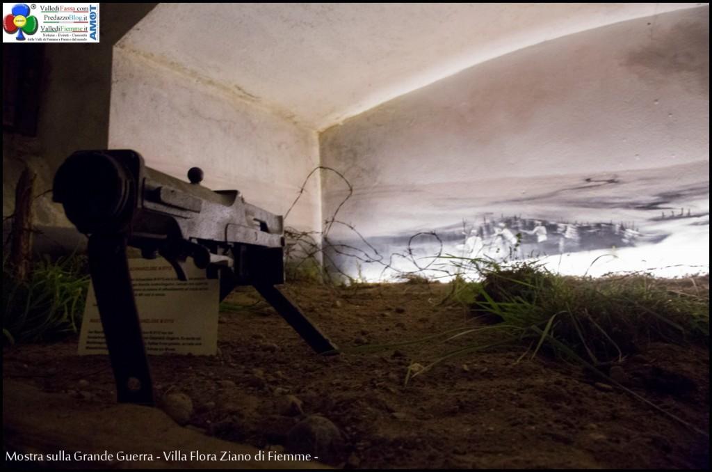 museo grande guerra ziano fiemme 11 1024x678 Ziano, riapre la mostra sulla Grande Guerra