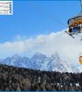 sciare al lusia fiemme