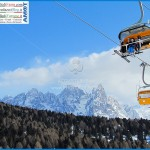 sciare al lusia fiemme 150x150  Cavalese, tornano le auto depoca con Montagne dargento 2013