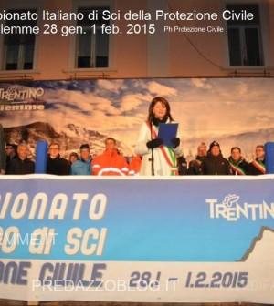12° Campionato Italiano di Sci della Protezione Civile fiemme9