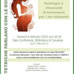II Incontro Le Ostetriche Parlano con le Donne  La Gravidanza1 150x150 Relazione di Genere, affollato incontro a Cavalese