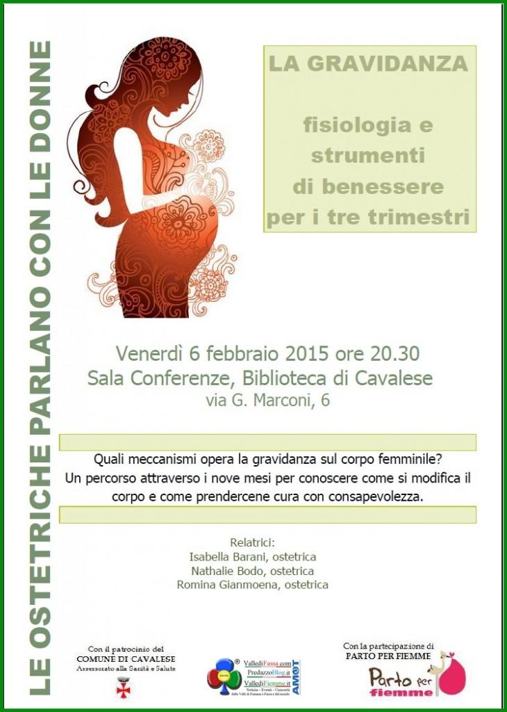 Menopausa :  serata con le ostetriche di Fiemme @ Sala Conferenze Biblioteca | Cavalese | Trentino-Alto Adige | Italia