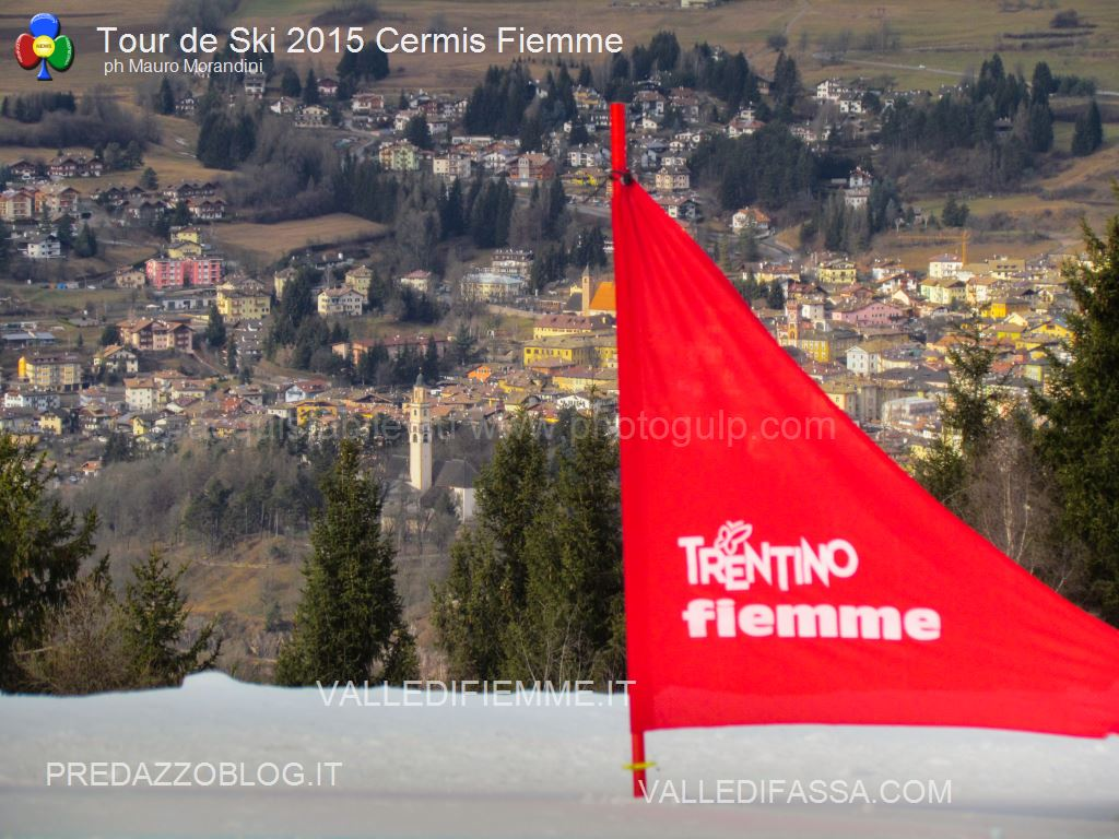 tour de ski 2015 cermis fiemme11 Gennaio positivo per la Valle di Fiemme