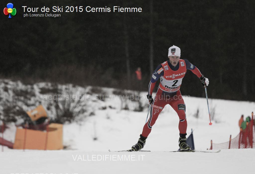 tour de ski 2015 cermis fiemme210 Tour de Ski 2015: Martin Sundby e Marit Bjoergen trionfano in Val di Fiemme