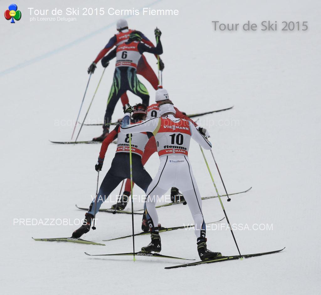 tour de ski 2015 cermis fiemme51 Tour de Ski 2015: Martin Sundby e Marit Bjoergen trionfano in Val di Fiemme