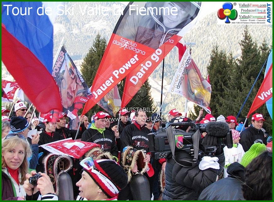 tour de ski cermis fans club Tour de Ski 2015 Gran Finale in Valle di Fiemme