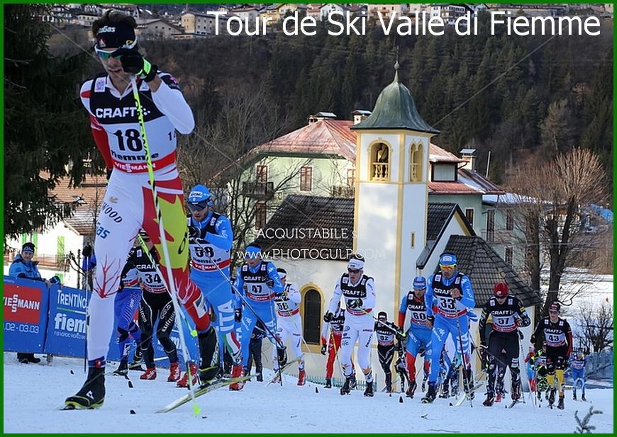 tour de ski fiemme lago Tour de Ski 2015 Gran Finale in Valle di Fiemme