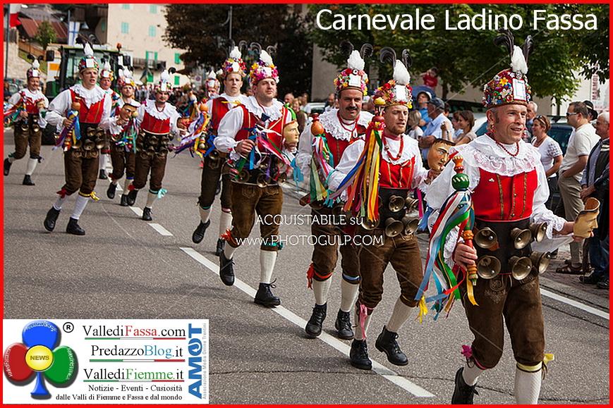 carnevale ladino fassa Calendario Carnevale Fiemme 2015