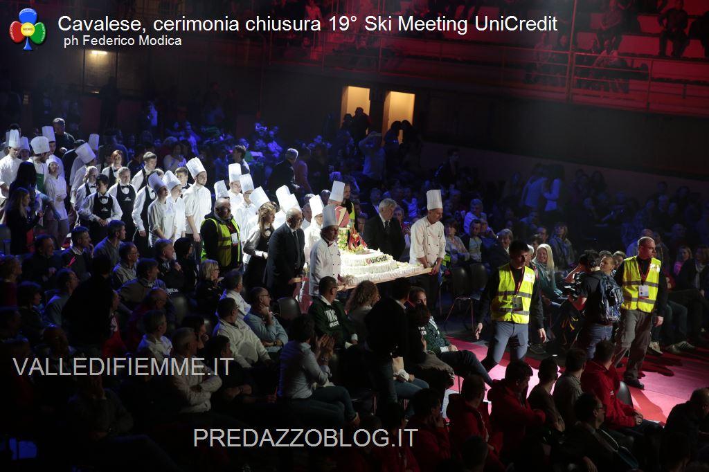 Cavalese cerimonia chiusura 19° Ski Meeting UniCredit valle di fiemme3 Cavalese, cerimonia chiusura 19° Ski Meeting UniCredit – Video
