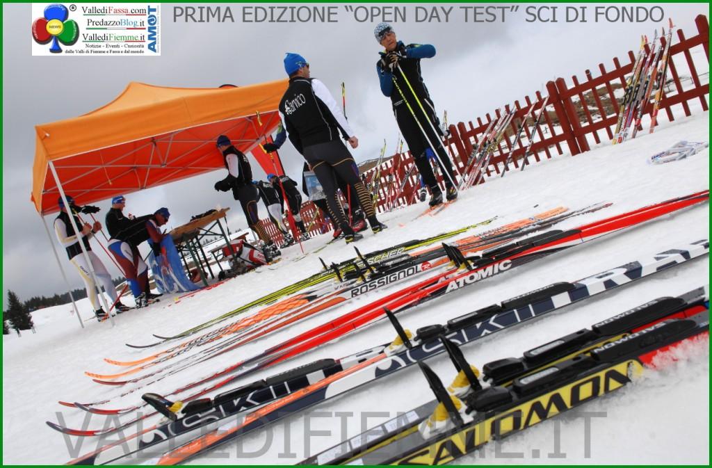 """OPEN DAY TEST SCI FONDO FIEMME 1 1024x673 """"OPEN DAY TEST"""" per gli amanti dello sci di fondo"""