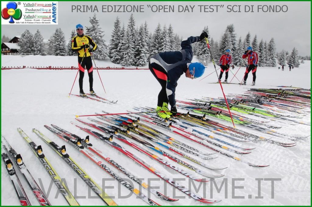 """OPEN DAY TEST SCI FONDO FIEMME 1024x682 """"OPEN DAY TEST"""" per gli amanti dello sci di fondo"""