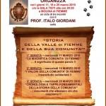 storia della valle di fiemme1 150x150 Festa del Boscaiolo e delle Foreste 2019