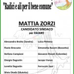 daiano lista mattia zorzi sindaco 150x150 Lista Nuova Mente Ziano di Fiemme   Candidato sindaco Fabio Vanzetta