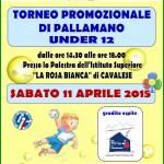 pallamano fiemme 150x150 Torneo di Pallamano under 12 a Cavalese