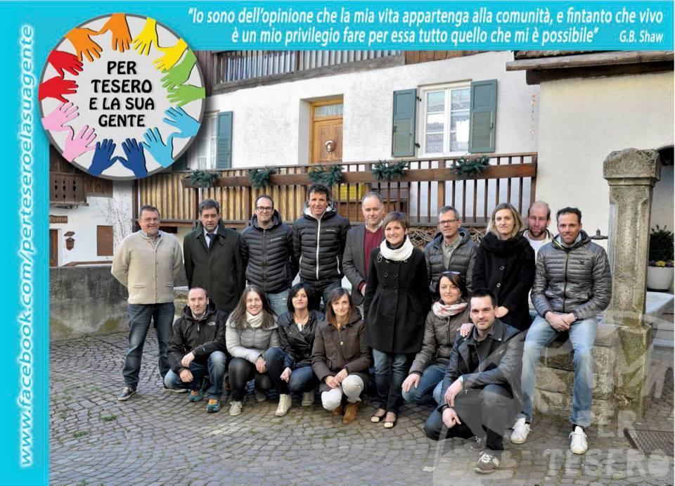 1800357 1116672561680426 2647581848184497296 n Lista Per Tesero e la sua gente candidata sindaco Elena Ceschini