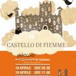 I merli del Castello locandina 150x150 Successo per il Pastrocchio teatrale dei Merli del Castello. Le foto