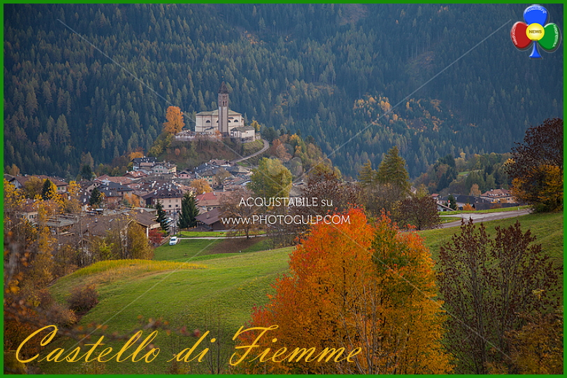 castello di fiemme 1 Castello   Molina, lista Impegno Civico candidato sindaco Lorenzo Wohlgemuth