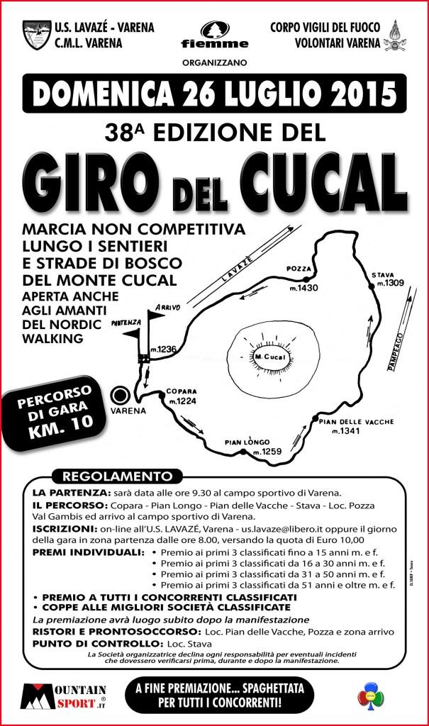 38^ edizione del Giro del Cucal  @ Campo Sportivo Comunale | Varena | Trentino-Alto Adige | Italia