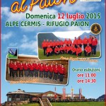 cantare al paion 2015 150x150 Il Coro Coronelle di Cavalese canterà all'Expo 2015 a Milano.