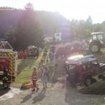 convegno distrettuale vigili del fuoco fiemme 25 luglio 2015 ph mm113 150x150 Carano, 66° Convegno Distrettuale dei Vigili del Fuoco Volontari   Le foto
