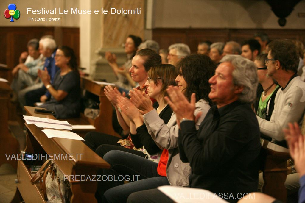 Festival Le Muse e le Dolomiti4  Il Coro di Voci Bianche di Amsterdam in concerto a Tesero